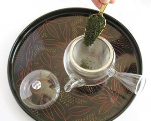 手摘み茶のおいしい淹れ方2