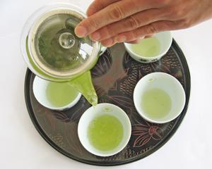 手摘み茶のおいしい淹れ方5